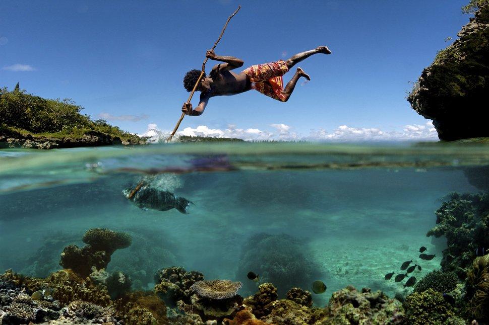 Underwater Mare New Caledonia