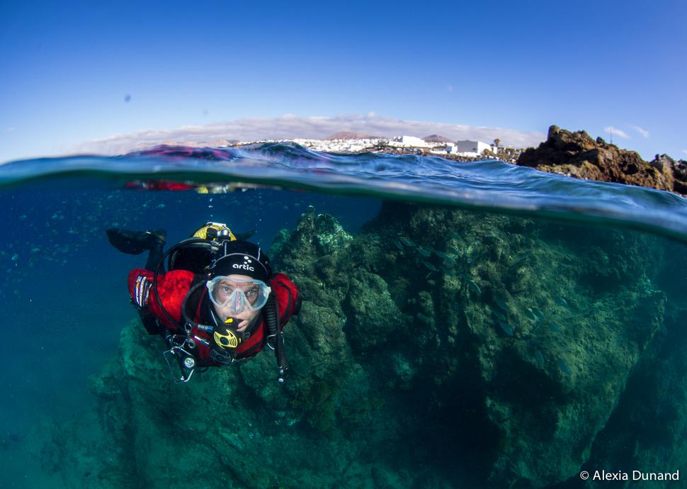 Underwater Spain