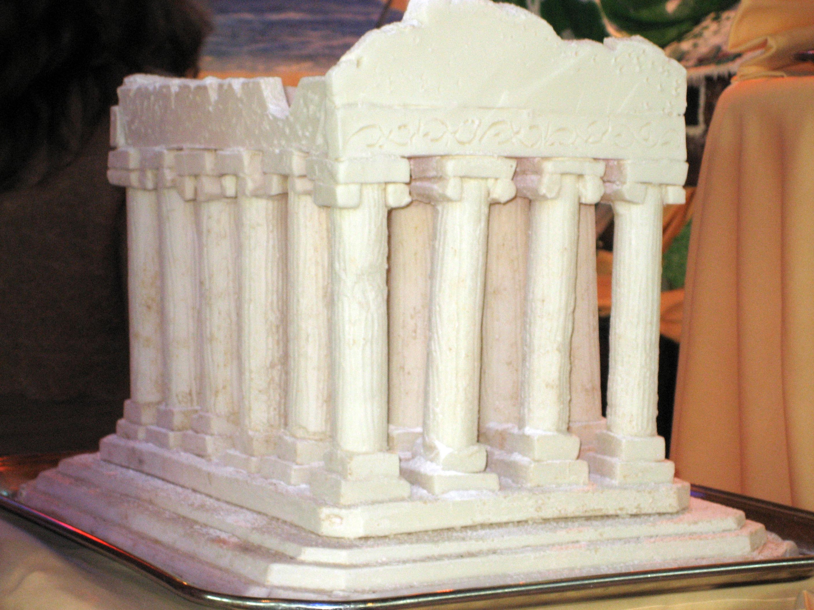 SHorizon acropolis cake 1