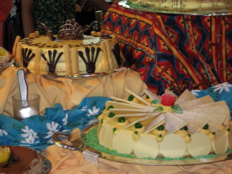 SHorizon pastry buffet 5