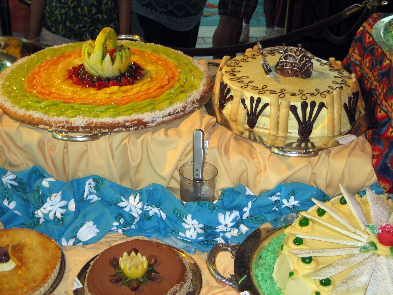 SHorizon pastry buffet 7
