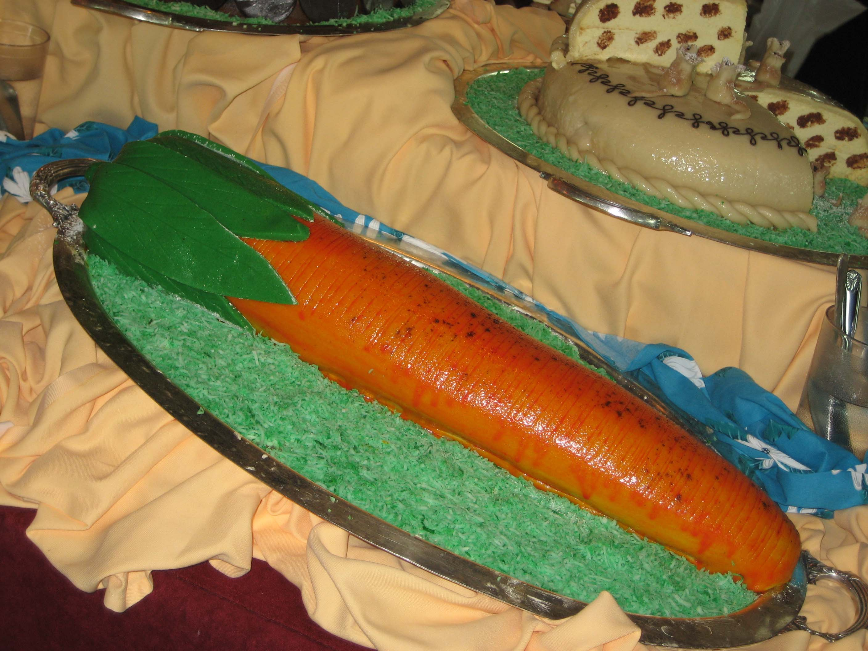 SHorizon pastry carrot