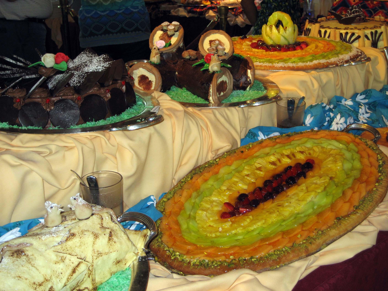 SHorizon pastry fruit flan 2