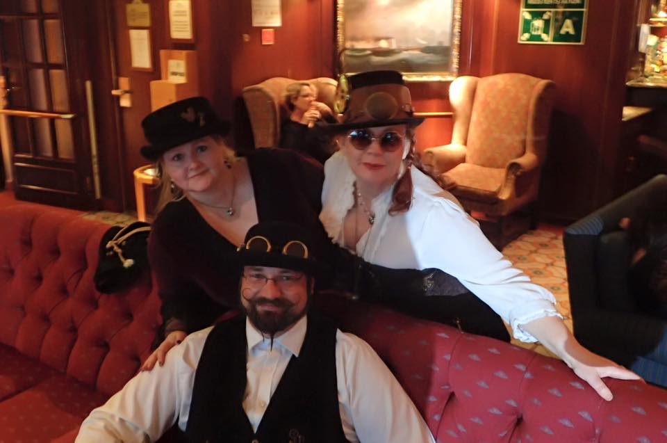 Steampunk Cruise 10