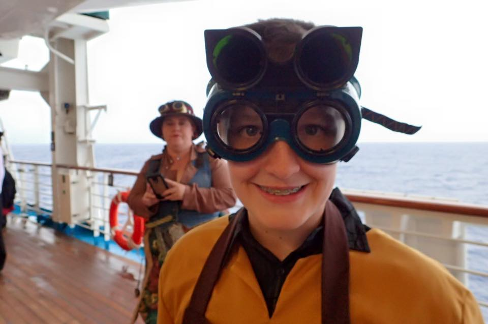 Steampunk Cruise 12