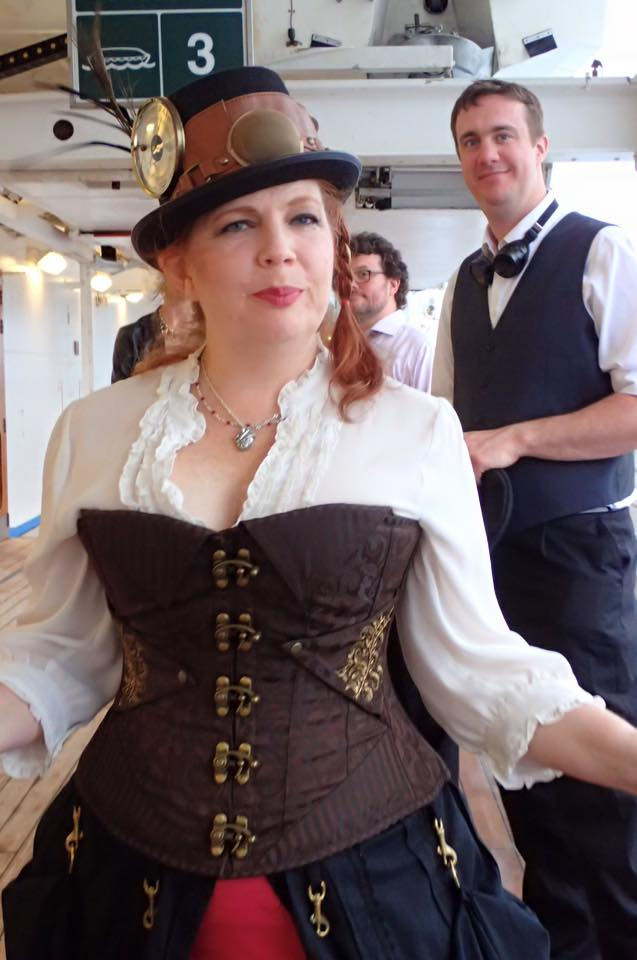 Steampunk Cruise 14