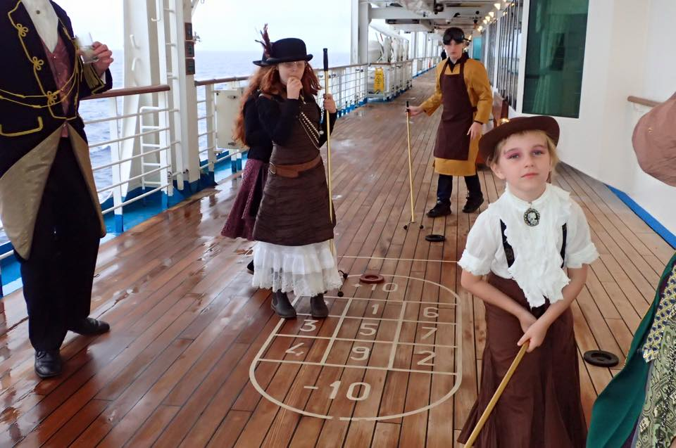 Steampunk Cruise 17