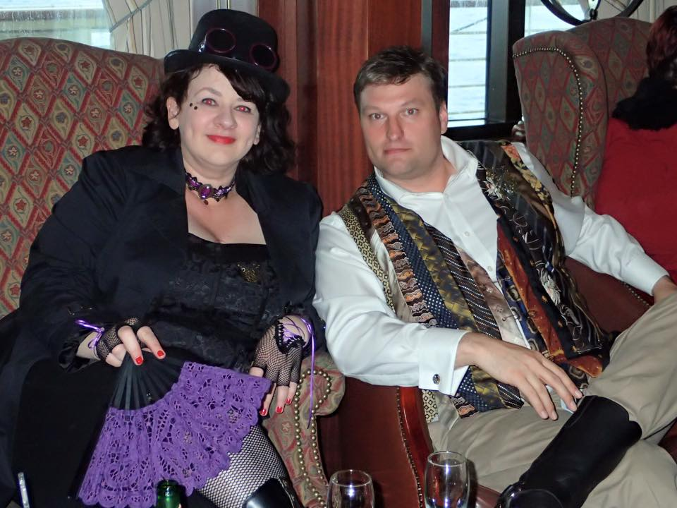 Steampunk Cruise 22