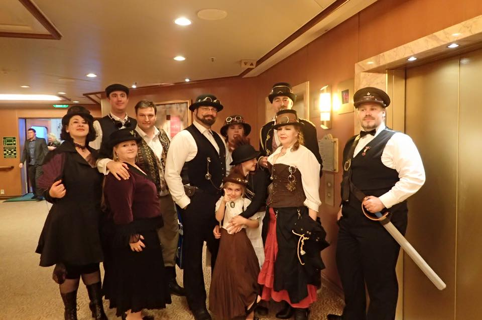 Steampunk Cruise 7