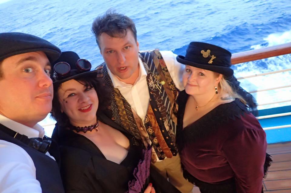 Steampunk Cruise 9