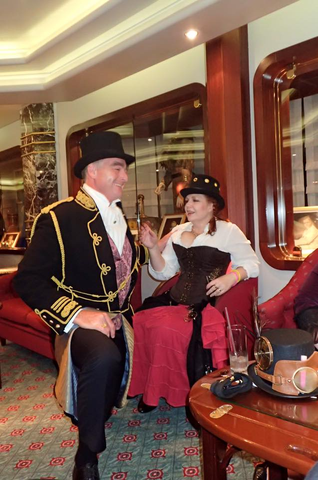 Steampunk cruise 1