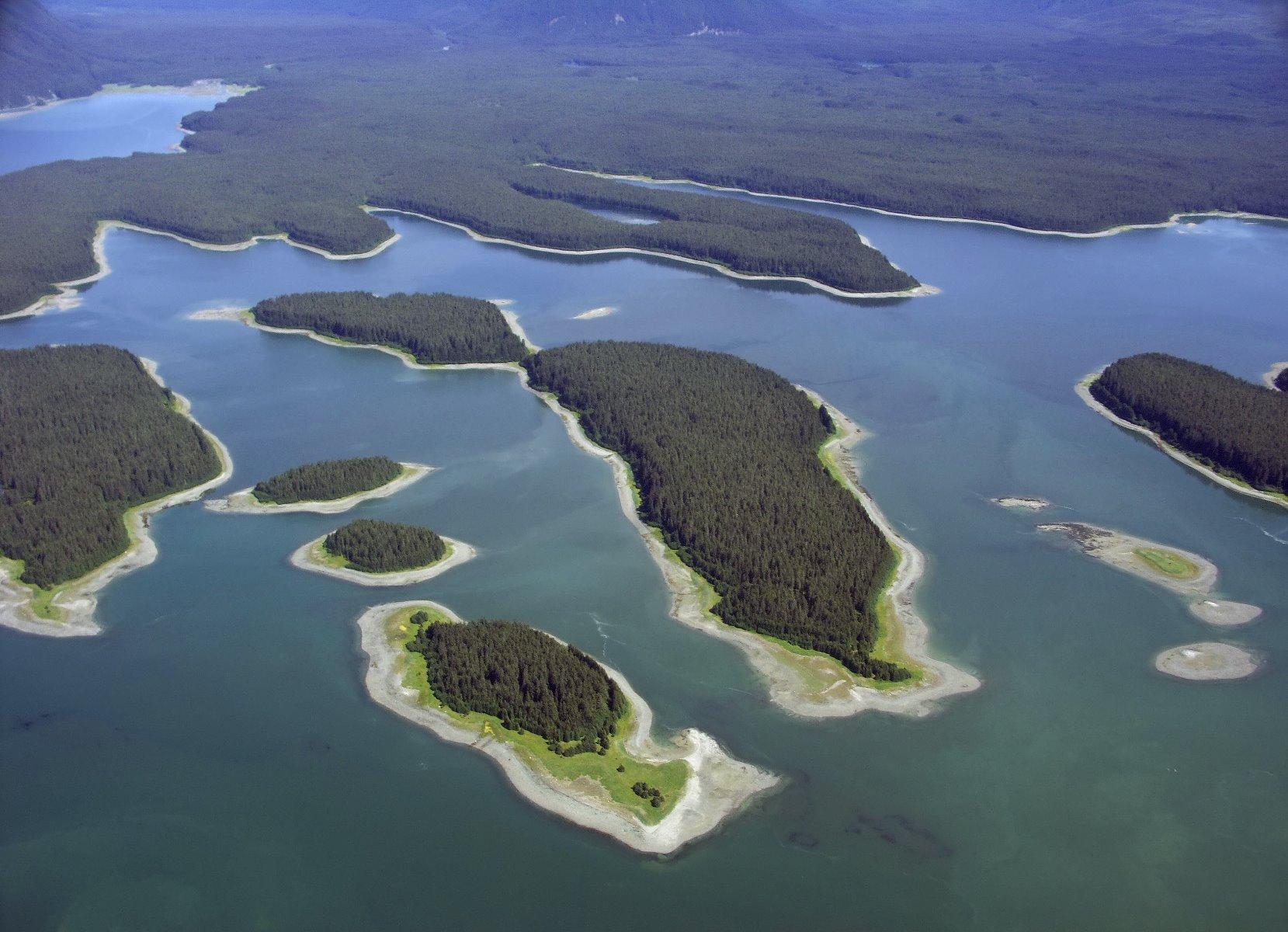 Beardslee Islands.