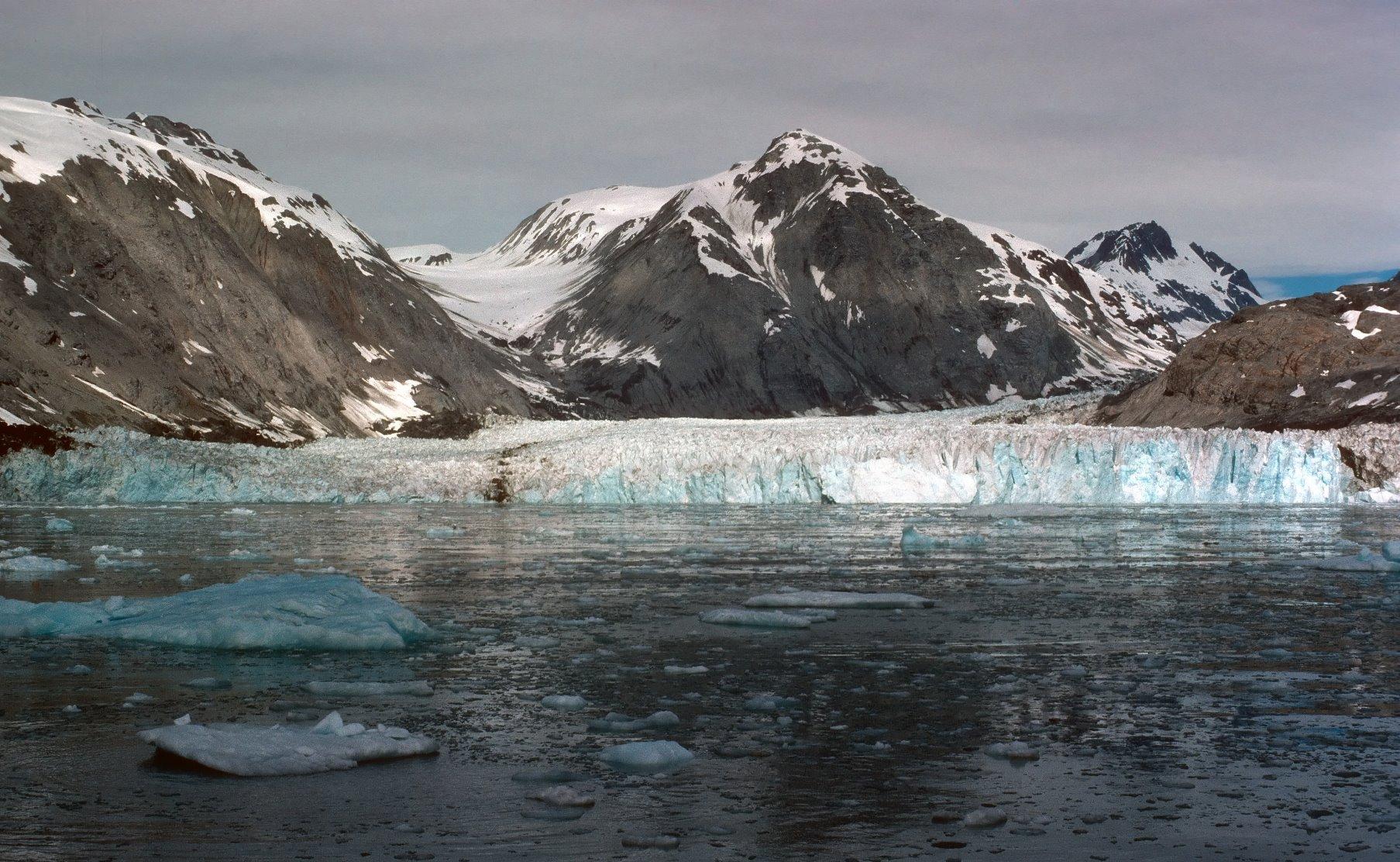 Muir Glacier, 1976