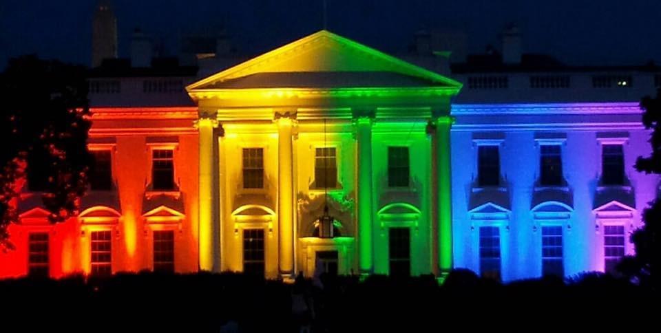 whitehouse rainbow 1