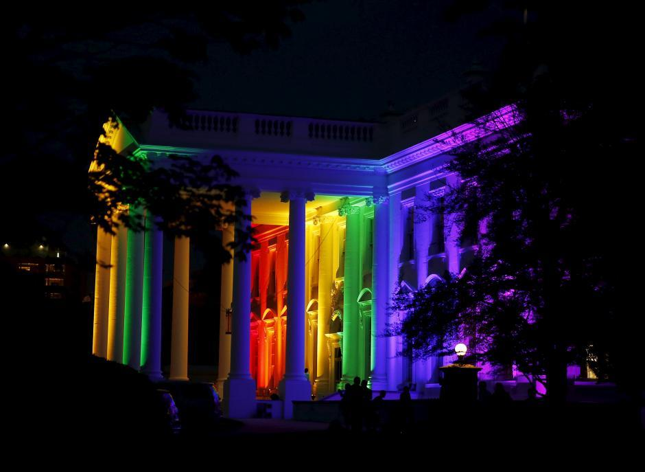 whitehouse rainbow 2