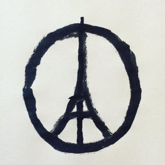 PeaceforParis_logo