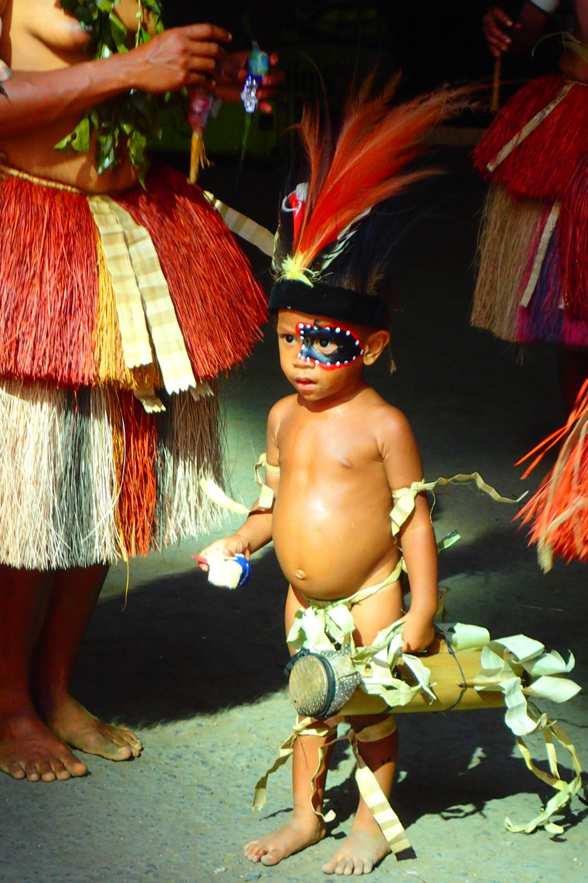 Alotau dancer - boy