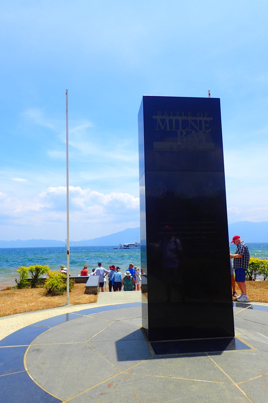 Milne Bay War Memorial