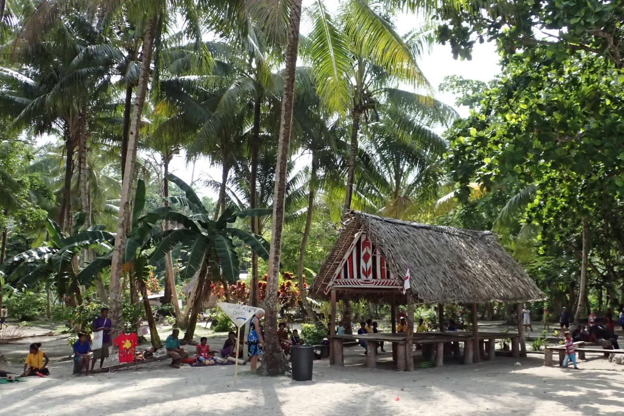 Kitava Island meeting
