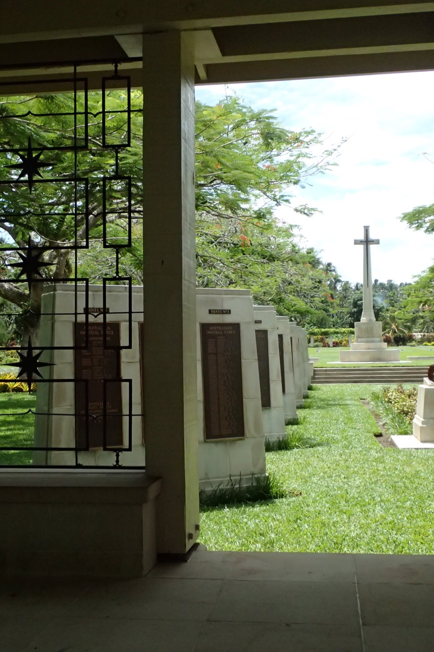 Bitapaka War Cemetery