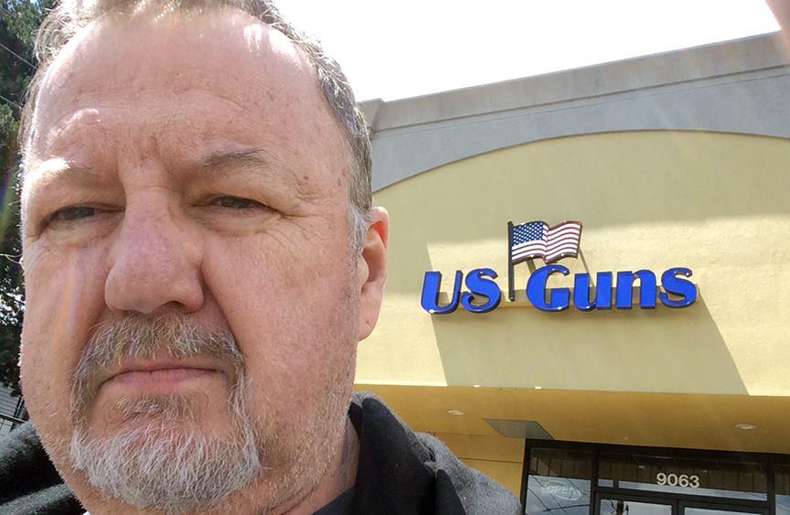 Buckley Jeppson gun store challenge