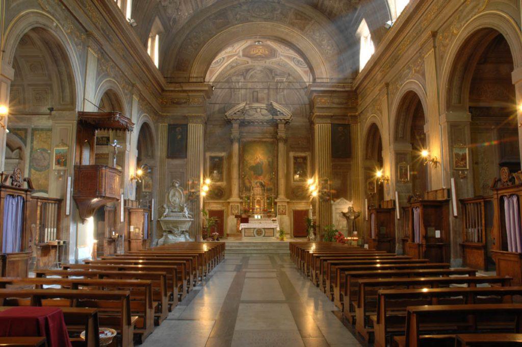 capuchin church santa maria della
