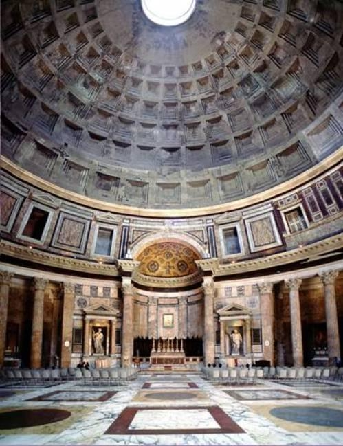pantheon-interior